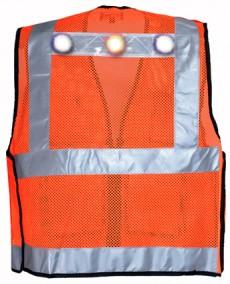 2011XCBO(LED) 형광주황색
